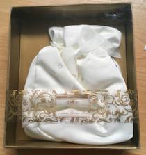 IVORY BRIDAL BAG