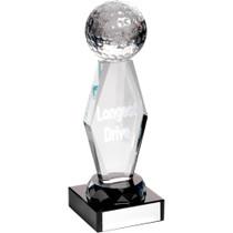 Glass Longest Drive Golf Award