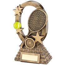 Star Tennis Racket and Ball Award