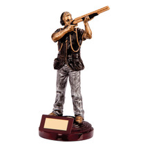 Motion Extreme clay pigeon shooting award prize cheap trophy