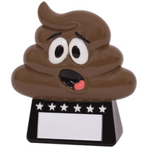 Oh Poop! Comic novelty fun cheap budget award for any activity