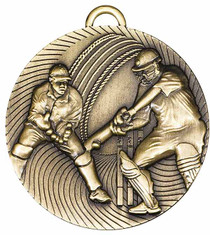 CRICKET MALE PLAYER MEDAL