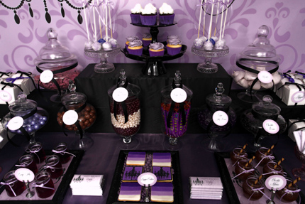 Ruby S Sophisticated Tween 13th Birthday Table Little