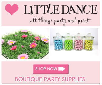 Little Dance - All Things Party & Print