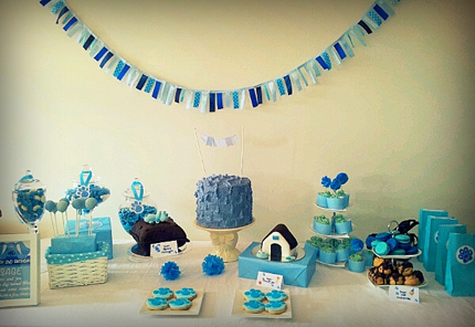 Sherelyn Created A Blues Clues Party For Her Sons 2nd Birthday Because He Loves Watching The Show And Knows Most Of Songs Dialogues