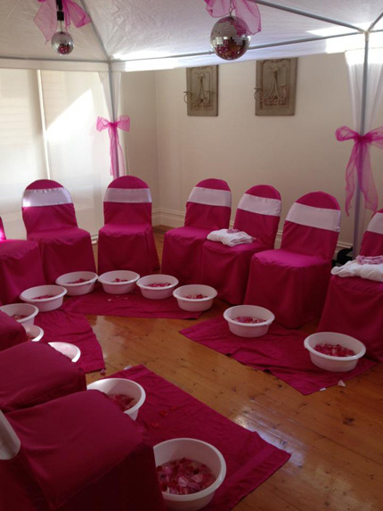 Zoe S Spa Pamper Party Little Dance All Things Party