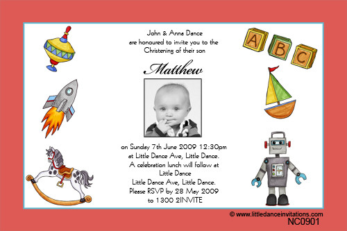 Buy christening invitations online baptism invitations online little boys toys naming christening baptism invitations stopboris Image collections