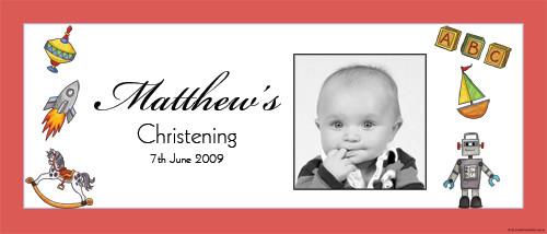 custom-christening-baptism-ceremony-banner-retro-vintage-toys-them