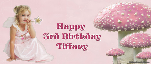 cheap-personalised-party-banners-online-fairy-toadstool-design-desig