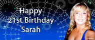 Party Banners - 21st Birthday Party Banner