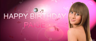 Party Banners - 21st Happy Birthday Banner