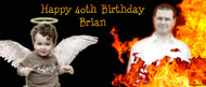 Party Banners - 40th Birthday Banners