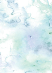 Blue Watercolour  Photography Background