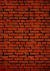Red Brick Effect Photography Background