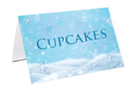 Frozen Party Personalised Place Cards, Name Cards, Buffet & Lolly jar cards