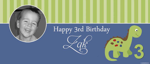 custom-themed-birthday-party-banners-for-kids-little-dinosaur-design