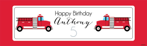 custom-themed-birthday-party-banners-for-kids-red-fire-engine-design