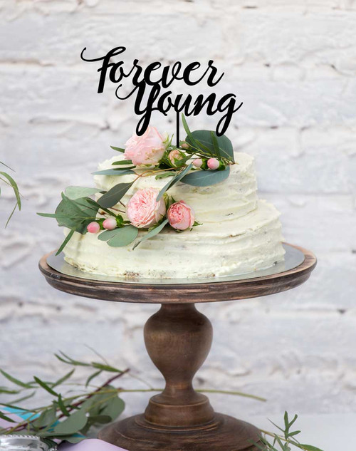 birthday-cake-topper-forever-young