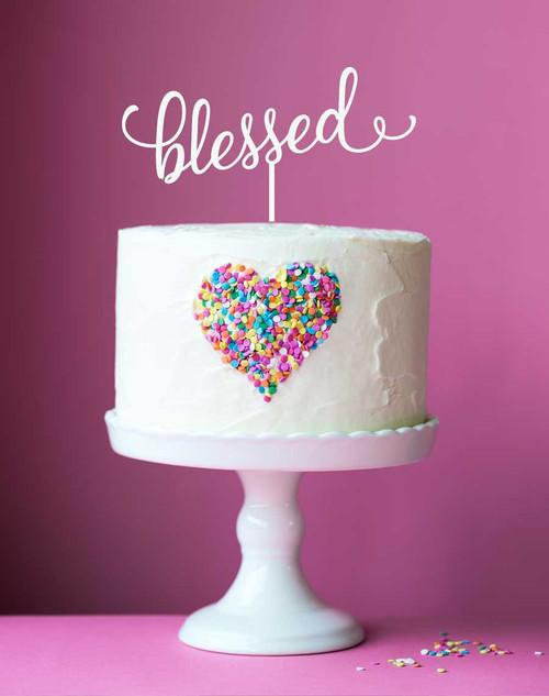 custom-cake-topper-blessed