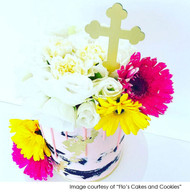Religious Cake Topper