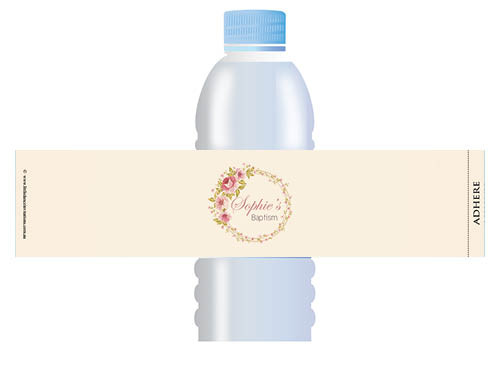 Personalised Waterbottle Labels