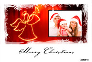 Herald angel themed Christmas cards you can buy online