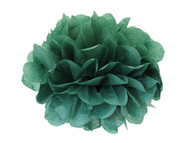 Evergreen tissue paper pom pom decorations for sale. Buy online in Australia