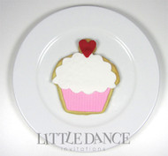 Cupcake Cookie Party Favours