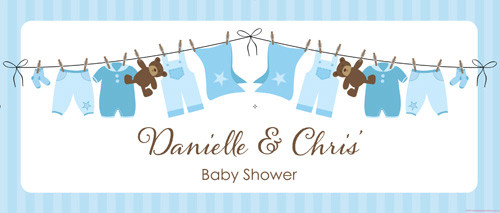 personalised-blue-baby-clothes-themed-baby-shower-banner