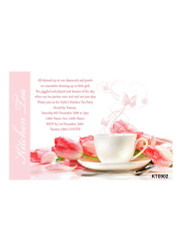 Custom invitations for Kitchen Tea parties you can order online.