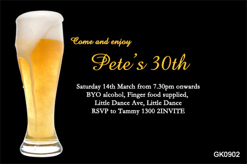 Cheers beer invitation cheers birthday party invitations for sale – Beer Party Invitations