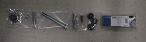S54 VT Gen.3 Main bracket bolt kit complete