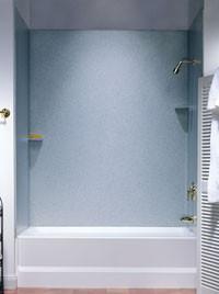 Swanstone Ss 60 3 Bathtub 3 Panel Wall Kit Aggregate