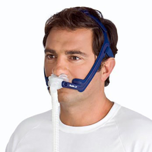 Resmed Swift Lt Nasal Pillows Complete System With Headgear