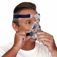 ResMed Mirage Quattro CPAP Mask Complete System- With Headgear