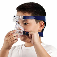 Mirage Micro CPAP Mask  for Kids with Headgear