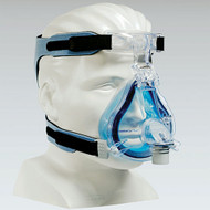 Philips Respironics Comfort Gel Blue Full Face CPAP Mask  with Headgear