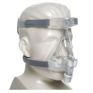 Philips Respironics Amara Full Face Mask Silicone  With Headgear