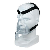 F&P FlexiFit 431 Full Face CPAP Mask with Headgear