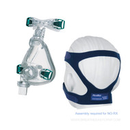 ResMed Ultra Mirage Full Face Mask (60622) Full-face CPAP masks come with a wide range of benefits that may improve the therapy experience of many sleep apnea patients. The Ultra Mirage Full Face Mask is latex free, stable, and capable of delivering high-quality CPAP therapy. Don't waste another sleepless night without the Ultra Mirage Full Face Mask.  What advantages can full-face masks offer you?  Do you often suffer from loss of pressure due to leaks in your seal? Does your tendency to breathe through your mouth dislodge the seal during the night? A faulty seal leads to a poor therapy experience, which may even leave you with flu-like symptoms.  If this is the case, you may require a full-face mask that covers both your mouth and nose for a stronger seal.  For patients who have sinus issues or chronic allergies, nasal pillows or nasal masks may be irritating and exacerbate their discomfort. A full-face mask can provide direct treatment without inflaming nose and throat passages. Some patients may even just want a full-face mask because they can wear it when they're feeling stuffed up or have a cold. Now, ResMed has manufactured a full-face mask with all the security you love from full-face masks and none of the hassle. The Ultra Mirage Full Face Mask will give you more than you ever expected out of your CPAP treatment.