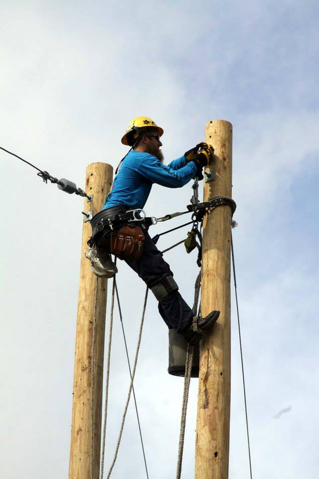 Fmea Lineman Rodeo Highlights Strength And Skills Of
