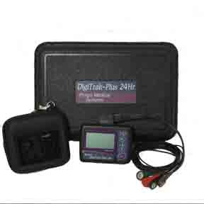 Refurbished Philips Zymed 24 hour Holter Recorder with pouch
