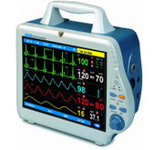 Mindray DPM4 (PM-8000) Patient Monitor w/ Mindray SpO2