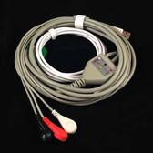 DART 3 Lead ECG Cable