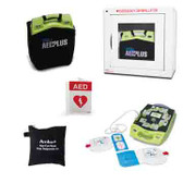 Zoll AED Plus Cabinet Package without alarm