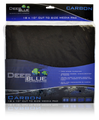 "Deep Blue Activated Carbon Filter Pad 18"" x 10"""