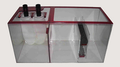 """Trigger Systems Ruby Sump 30""""x14""""x15"""""""