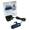 Rainbow Lifeguard LED Small Digital Thermometer