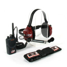 Racing Electronics The Stingray Extra Crew Race Communications Set