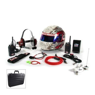 Racing Electronics The Stingray Race Communications System